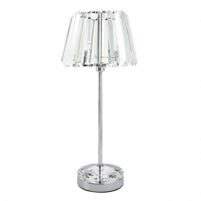 Лампа CAPRI CRYSTAL COMPLETE Large CLEAR