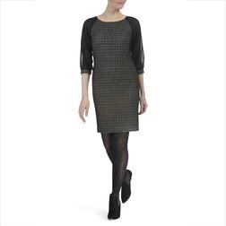 Текстурное платье из ретро коллекции MD 832