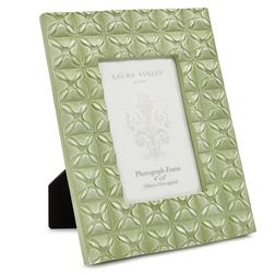 Стильная рамка для фото светло-салатового цвета JUDE 10*15 (Green)