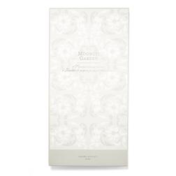 Ароматическая бумага для шкафов с запахом жасмина и гортензии MOONLIT GARDEN DRAWER LINERS 39,4*59,4