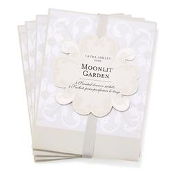 Ароматическая бумага небольшого размера с запахом жасмина и гортензии MOONLIT GARDEN DRAWER SACHETS