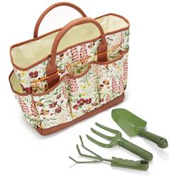 Набор садовых инструментов WILD MEADOW TOOLS BAG 36*33*14,5 (Multi)