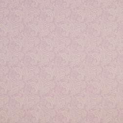Ткань светло-фиолетового цвета с рисунком турецкие огурцы FAULKNER (Pale Grape)