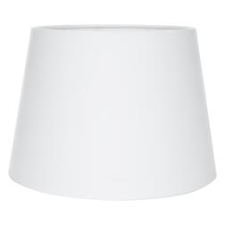 Абажур цилиндрической формы белого цвета 10 DRUM SHADE (White)