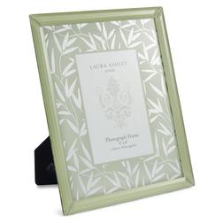 Рамка для фото с рисунком листочков ивы  WILLOW LEAF MIRRORED 10*15 (Green)