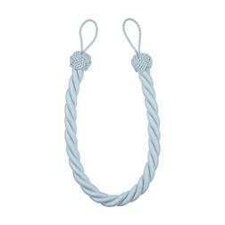 Прихват для штор светло-голубого цвета DARTMOUTH TIEBACK L96 (Seaspray)
