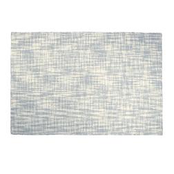 Шерстяной ковер голубого цвета WINDSOR 120*180 (Seaspray)