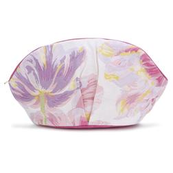 Большая косметичка в цветы тюльпана GOSFORD WASH BAG 16*27 (Multi)