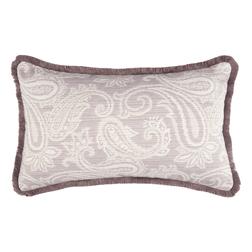 Прямоугольная подушка светло-фиолетового цвета FAULKNER 30*50 (Amethyst)