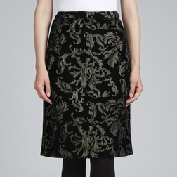 Роскошная бархатная юбка для особых случаев MS 390
