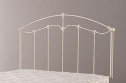 Металлическое изголовье для кровати PHOEBE 5FT HEADBOARD  (Ivory)