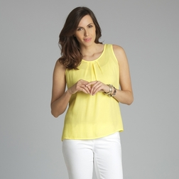 Красивая футболка желтого цвета BL 814