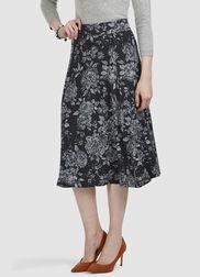 Красивая юбка класического кроя MS 437