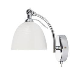 Настенное бра с керамическим плафоном HENFIELD WALL LIGHT 12*17*23 (White)
