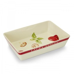 Большая форма для запекания с рисунком овощей ROASTING DISH 33*23,5*7,5 (Multi)