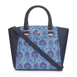 Красивая компактная сумочка синего цвета BG 350