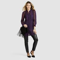 Стильные брюки-леггинсы черного цвета TR 329