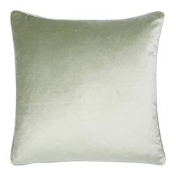 Декоративная подушка фисташкового цвета NIGELLA 50*50 (Pistachio)