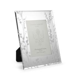 Зеркальная рамка с матовым рисунком PUSSY WILLOW MIRRORED 17,3* 22,6 *1,5 (Mirror)