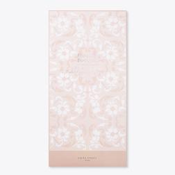 Ароматическая бумага с цветочным ароматом FLORISTS BOUQUET DRAWER LINERS 39,4*59,4*1,5 (Pink)