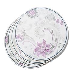 Набор круглых подставок под посуду BAROQUE SET OF 4  PLACEMATS Ø24  (Amethyst)