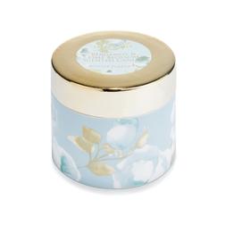 Ароматическая свеча с ароматом бергамота и цветов BERGAMOT & LIME BLOSSOM 9*10 (Multi)