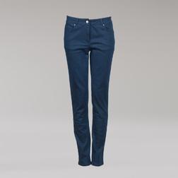 Стильные брюки синего цвета TR 019