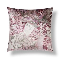 Большая декоративная подушка в розово-фиолетовых оттенках ADMIRAL 58*58 (Grape)
