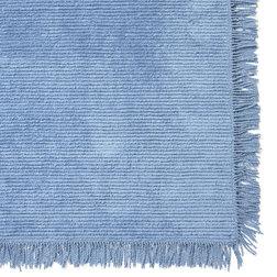Большое покрывало голубого цвета EBRURY 240*260 (Seaspray)