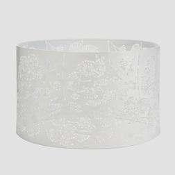 Абажур с вырезанным рисунком DALE LEAF CUTWORK  22*35 (Cream)