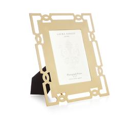 Рамка для фото золотистого цвета FITZGERALD 13*18 (Gold)
