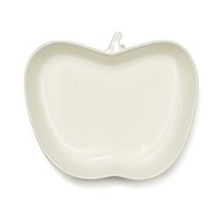 Форма для запекания в форме яблока APPLE SHAPED OVEN DISH 30*24,5*7 (Cream)