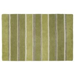 Большой ковер в зеленую полоску BEXLEY STRIPE 200*300 (Green)