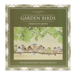 Пазл с изображением птичек сидящих на веточке GARDEN BIRDS JIGSAW (1000 PCS) 26*27 (Multi)