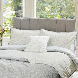 Одинарный набор постельного белья с двойным пододеяльником LISETTE SG 137*200, 50*75 set of-1