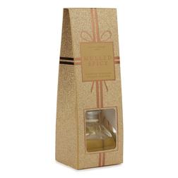 Ароматические палочки с запахом миндаля MULLED SPICE DIFFUSER STICKS 25*7*6,5 (Gold)