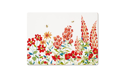 Набор подставок под посуду с яркими цветами FERNSHAW SET OF 4 PLACEMATS 22,5*30,5 (Multi)