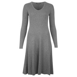 Серое платье - колокольчик MD 765 Silver Grey