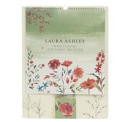 Перекидной календарь-органайзер WILD FLOWERS FAMILY ORGANISER 33*1,25*45 (Multi)