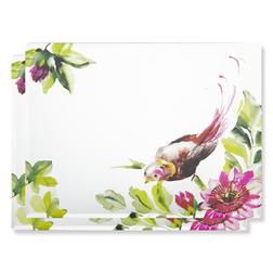 Набор зеркальных подставок под посуду FLORAL HERITAGE SET OF 2 PLACEMATS 23*30 (Multi)