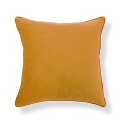 Декоративная подушка цвета спелого манго NIGELLA 50*50 (Mango)