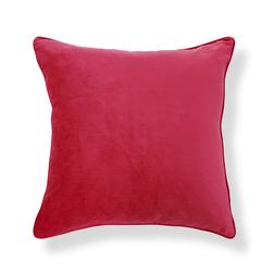 Декоративная подушка цвета красного грейпфрута NIGELLA 50*50 (Grapefruit)