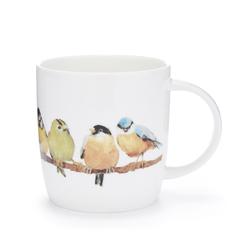 Фарфоровая чашка с птичками GARDEN BIRDS 9*8,5 (Multi)