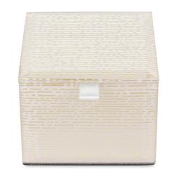 Квадратная шкатулка для бижутерии EMELIA JEWELLERY BOX SMALL 7*10*10 (Pink)