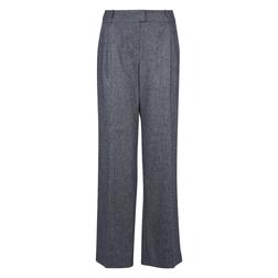 Шикарные брюки со стрелками серого цвета TR 273/1