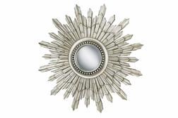 Стильное зеркало в форме звезды большого размера CONSTELLATION LARGE Ø104 (Champagne)
