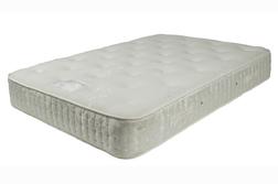 Пружинный матрас для двойной кровати QUEENSBURY 5FT 200*150*27,5 (Ivory)