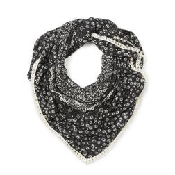 Черно-белый платок SH 742