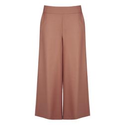 Брюки- юбка цвета корицы MS 661