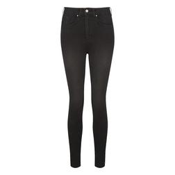Классические джинсы черного цвета TR 394